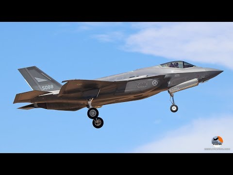 Luke Air Force Base spotting | Home of the F-35 & F-16