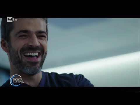 Luca Argentero - Porta a porta 15/04/2020