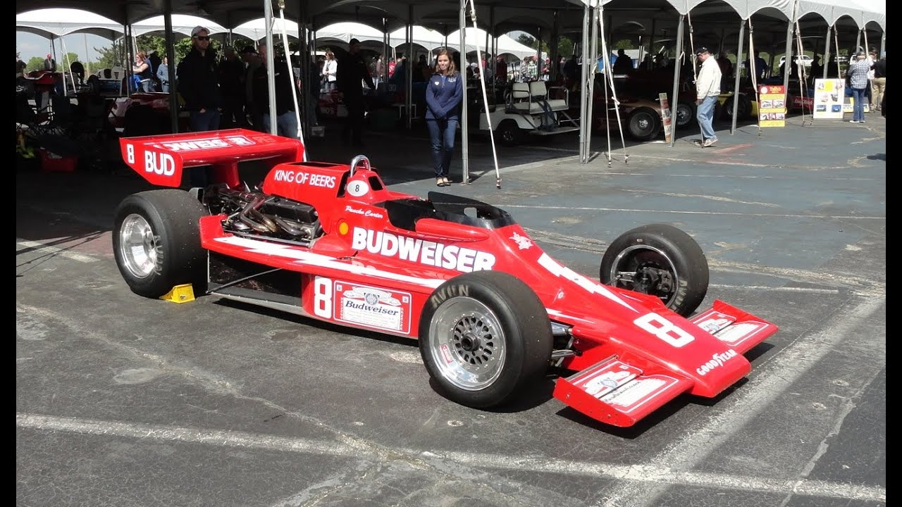 1978 Indy Race Car Lightning Cosworth Budweiser # 8 on My ...