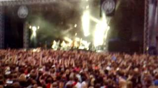 Die Toten Hosen Live am Elbufer in Dresden 26.06.2009 - Wünsch dir was
