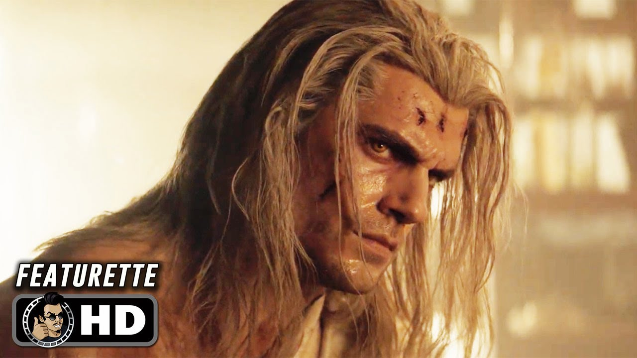 "THE WITCHER Official Featurette ""Geralt of Rivia"" (HD) Henry Cavill thumbnail"