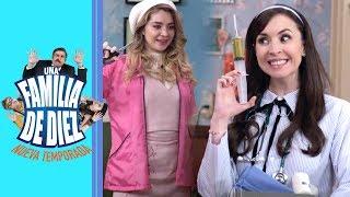 Una familia de 10: Gaby y La Nena aterrorizan a la familia | C12 - Temporada 3 | Distrito Comedia