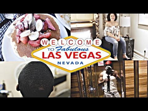 ITS HER BIRTHDAY!!! TIME TO PARTY!! (Las Vegas Cinematic 4k Vlog)