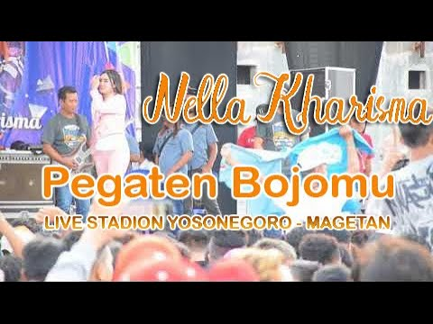 Nella Kharisma - Pegaten Bojomu ( Live Stadion Yosonegoro 15 Juli 2018 )