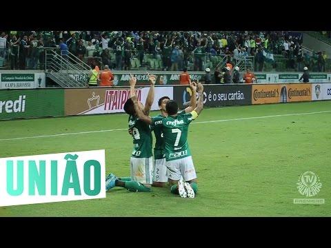 FUTEBOL ARTE - Palmeiras 1 x 0 Internacional - Copa do Brasil 2017