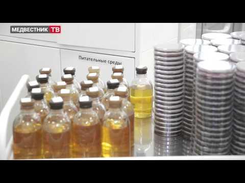 Специальный репортаж: Лаборатория микробиологии ИНВИТРО