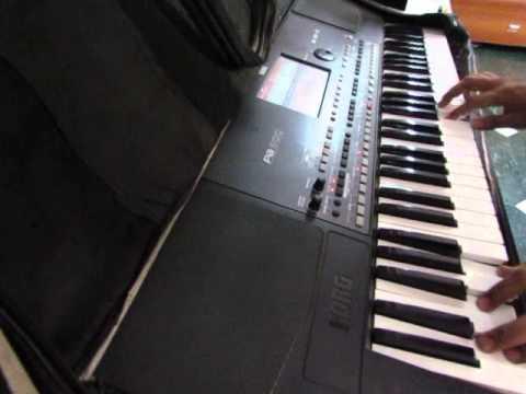 Jeena Jeena Instrumental Cover Badlapur by atif piano keyboard cover by Hiren Padia