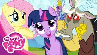 Мультсериал Мой Маленький Пони - сборник про приключения Дискорда! Дружба - это чудо!