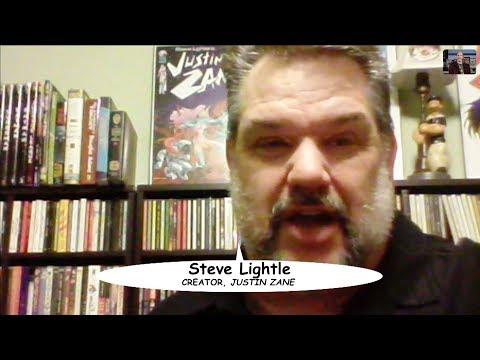 Comic Culture with Steve Lightle