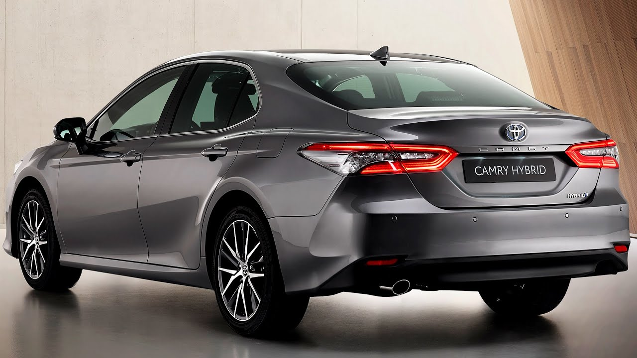 New 2022 Toyota Camry Hybrid Redesign All New Exterior Interior Toyota Camry 2021 Youtube