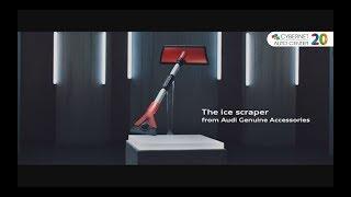 Descoperă Accesoriile Originale Audi ⭕⭕⭕⭕  Racletă la Cybernet Auto Center!