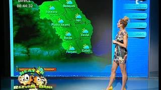 Vremea cu Flavia Mihăşan 09/09/2014