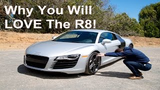 5 Reasons You Will LOVE The Audi R8
