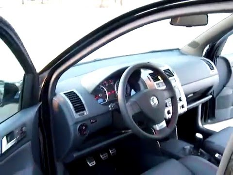 vw polo 9n3 gti 2007 youtube. Black Bedroom Furniture Sets. Home Design Ideas