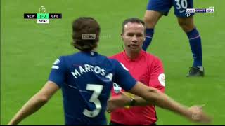 Newcastle vs Chelsea 1 2 GOALS and HIGHLIGHTS