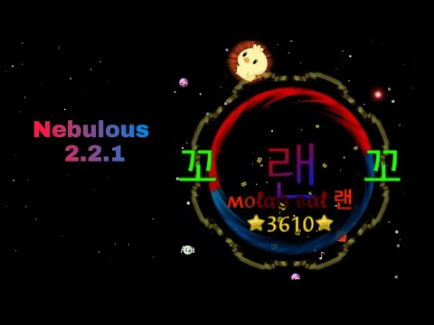Nebulous 2.2.1 Community Particles, Pets / Powerups And Community Clan Skins