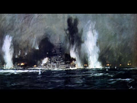 Battle of Jutland | Largest Naval Battle World War 1 I Military
