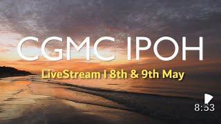 LiveStream - Saturday 8th May @ 8:00 pm