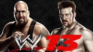 WWE 13 Online Match - Big Show vs Sheamus Hell In A Cell Match