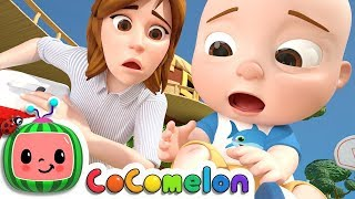 The Boo Boo Song | CoCoMelon Nursery Rhymes & Kids Songs Video