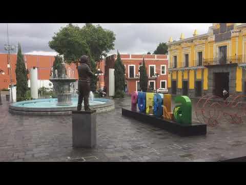 Travel Puebla And Cholula Mexico