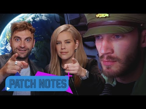 PewDiePie's Racist Blunder | Patch Notes | screenPLAY
