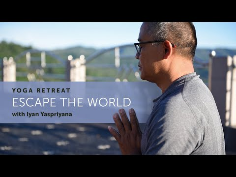 Escape the World Retreat in Ubud, Bali - Yoga retreat, spa, meditation, discoveries