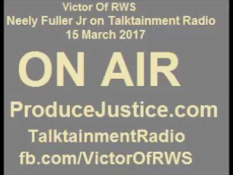 [1h]Neely Fuller Jr-  Black Self Respect, Following Logic and Identifying Racists 15 March 2017