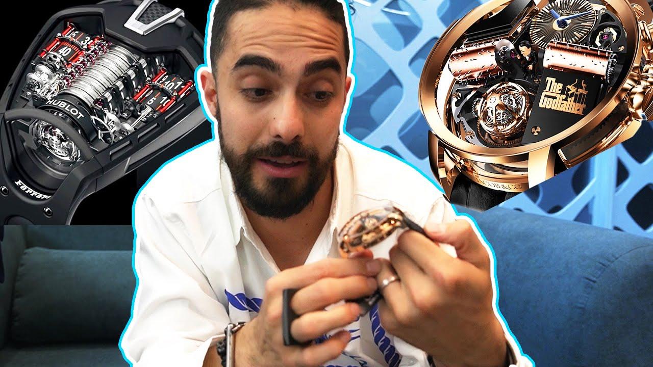 El reloj de EL PADRINO cuesta 10 millones 😱 LOS RELOJES MÁS CAROS DEL MUNDO