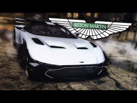 Nfs Most Wanted Aston Martin Vulcan Mod Gameplay 1440p60 Youtube
