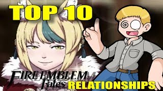 Top 10 Canonical Relationships in Fire Emblem Fates