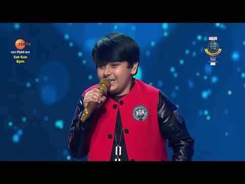Download SaReGaMaPa Lil Champs I Contestants make the judges all in love with their singing I TellyChakkar