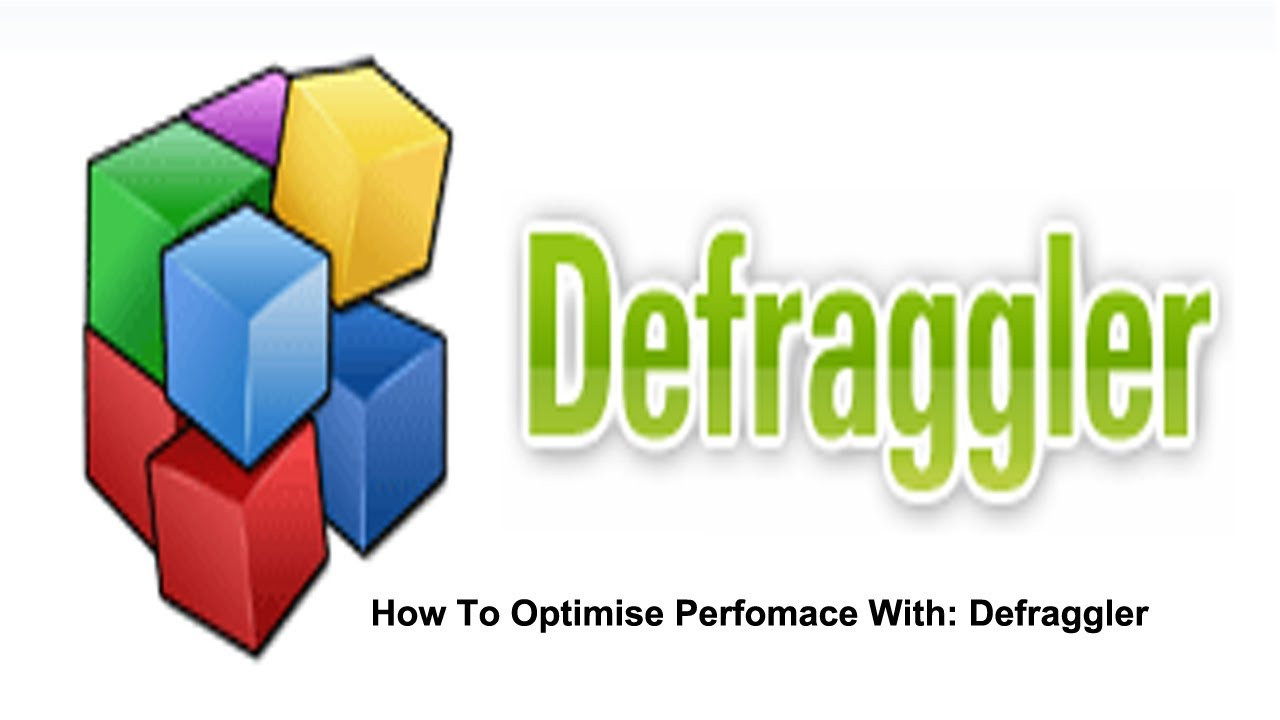 How To Optimise Performance With Defraggler Youtube