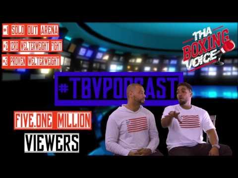 The Debate: TOP 3 Reasons Danny Garcia Beat Keith Thurman