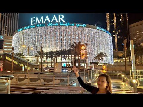 Dubai marina mall-UAE