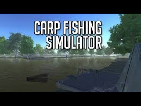 Carp FIshing Simulator, How To Use The Baitboat, Spot ,Marker Rod Guide