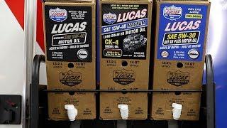 Lucas Oil Bag in a Box