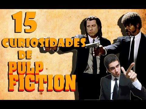 15 Curiosidades de Pulp Fiction