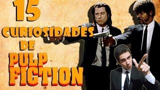 15 Curiosidades de Pulp Fiction