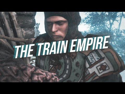 The Train Empire of Rust