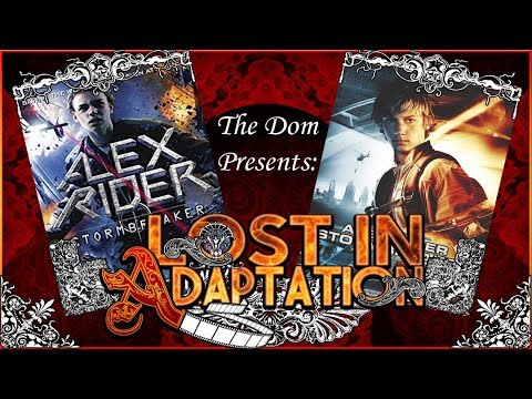 Stormbreaker, Lost in Adaptation ~ The Dom