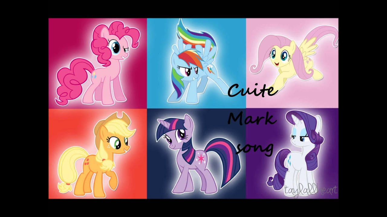 My little pony what my cutie mark is telling me youtube