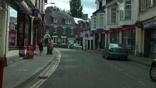 Builth Wells High Street