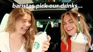 starbucks taste test