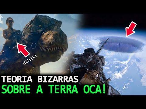 10 TEORIAS BIZARRAS SOBRE A TERRA OCA QUE IRÃO TE SURPREENDER