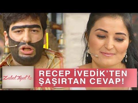 Zuhal Topal'la 212. Bölüm (HD) | Recep İvedik Erdem'den İlk Talibine Şaşırtan Cevap!