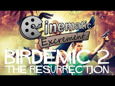 Cinematic Excrement: Episode 94 - Birdemic 2: The Resurrection