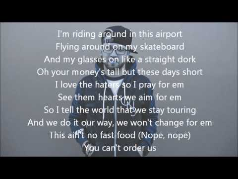 Andy Mineo You Will Lyrics (on screen)
