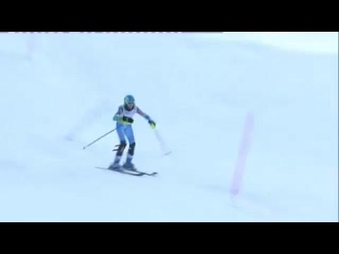 Memorial Fosson 2017 Slalom allievi gara 2 #sport #sci #live