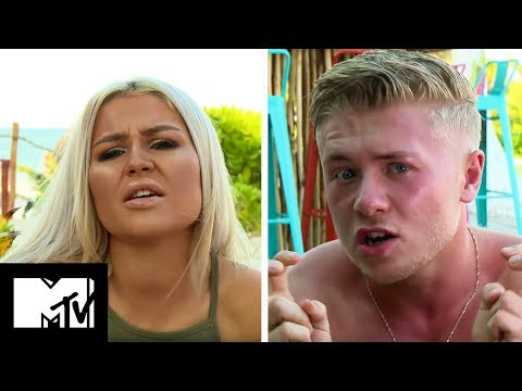 Ep #3 Beach Diaries: Nicky And Scarlett Open Up About Their Relationship Past | Ex On The Beach 9